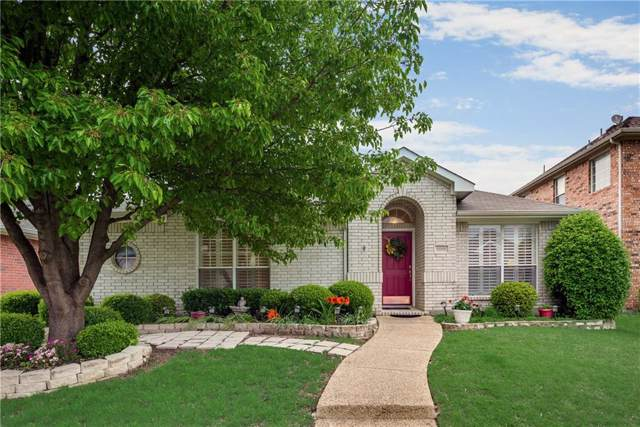 5008 Crossvine Lane, Mckinney, TX 75070 (MLS #14139300) :: RE/MAX Town & Country