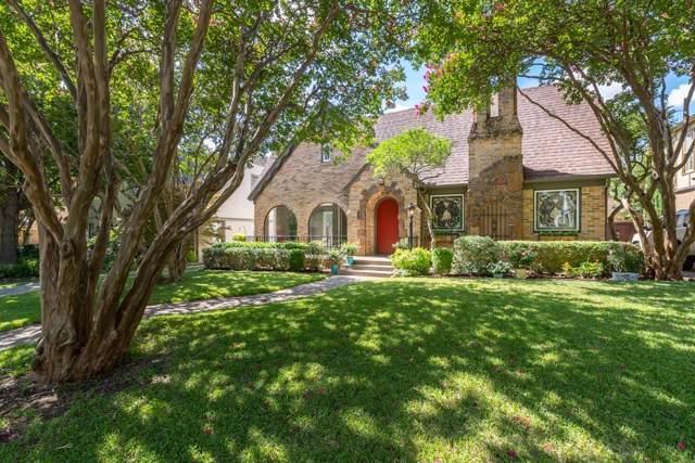 5442 Mercedes Avenue, Dallas, TX 75206 (MLS #14139303) :: HergGroup Dallas-Fort Worth