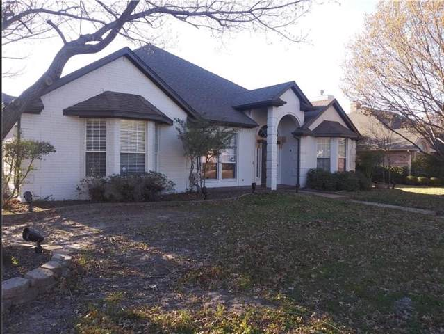5020 Highland Meadow Drive, Fort Worth, TX 76132 (MLS #14139305) :: RE/MAX Town & Country