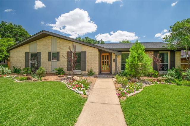 601 Opal Lane, Richardson, TX 75080 (MLS #14139310) :: The Rhodes Team