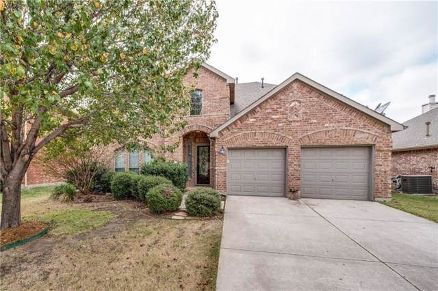 2416 Marble Canyon Drive, Little Elm, TX 75068 (MLS #14139327) :: Hargrove Realty Group