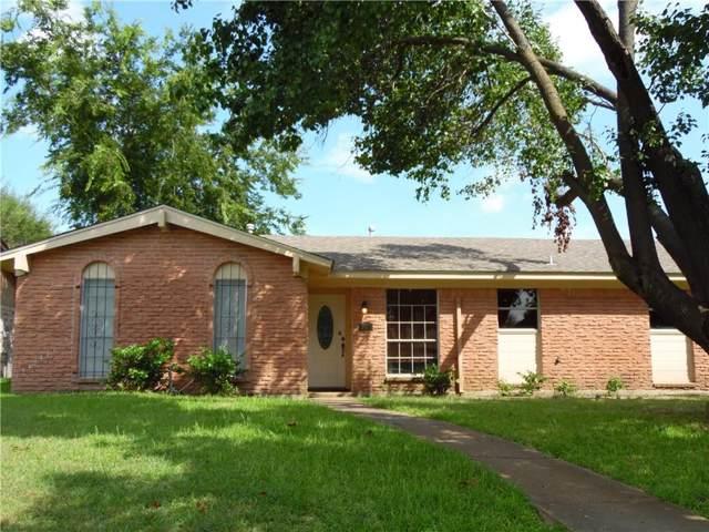 730 Waikiki Drive, Garland, TX 75043 (MLS #14139342) :: Camacho Homes