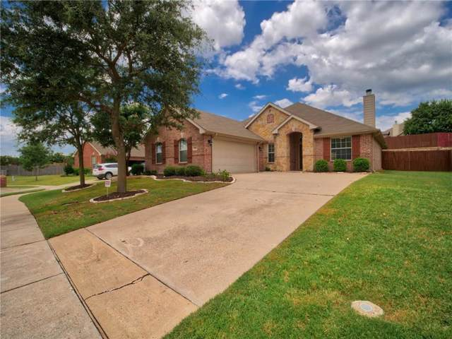 205 Brookdale Drive, Midlothian, TX 76065 (MLS #14139344) :: RE/MAX Town & Country