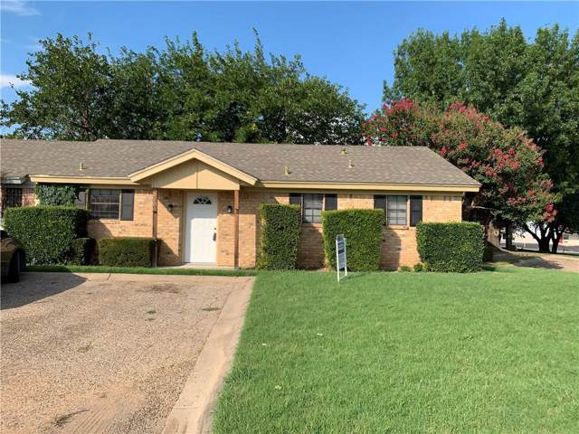 1520 Crestridge Drive B, Cleburne, TX 76033 (MLS #14139346) :: Lynn Wilson with Keller Williams DFW/Southlake