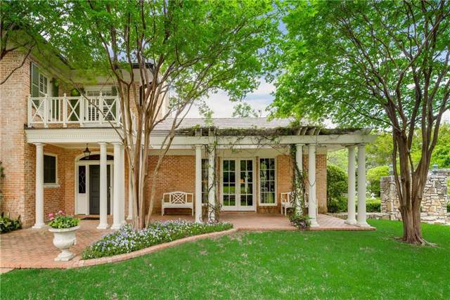 900 Alta Drive, Fort Worth, TX 76107 (MLS #14139370) :: Real Estate By Design