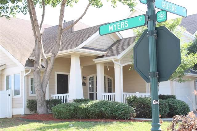 9136 Greene Drive, Providence Village, TX 76227 (MLS #14139371) :: The Tierny Jordan Network