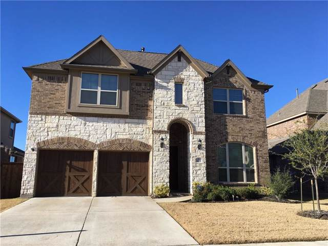 5629 Lightfoot Lane, Frisco, TX 75036 (MLS #14139374) :: RE/MAX Town & Country