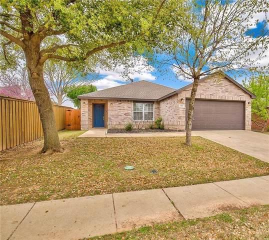 701 Richmond Drive, Mckinney, TX 75071 (MLS #14139377) :: Lynn Wilson with Keller Williams DFW/Southlake