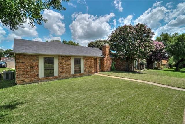 2023 Kenneth Hopper Drive, Mesquite, TX 75149 (MLS #14139385) :: Lynn Wilson with Keller Williams DFW/Southlake