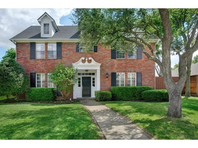 18912 Fortson Avenue, Dallas, TX 75252 (MLS #14139411) :: Vibrant Real Estate