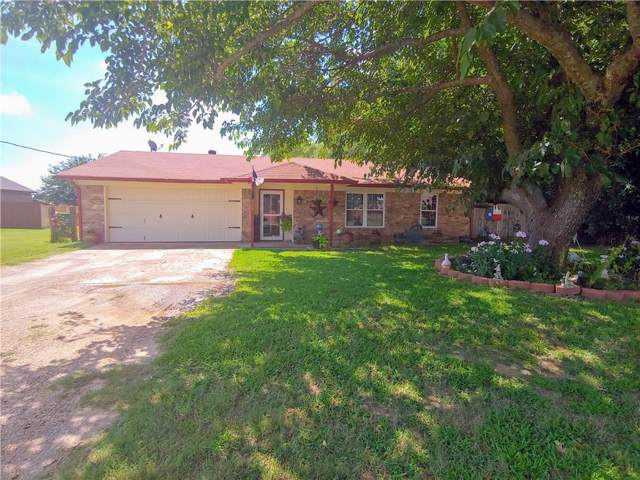 229 Lake Drive, Springtown, TX 76082 (MLS #14139429) :: Kimberly Davis & Associates