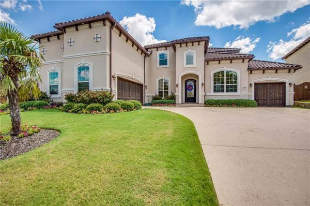 12098 Via Bello Court, Frisco, TX 75035 (MLS #14139447) :: Kimberly Davis & Associates