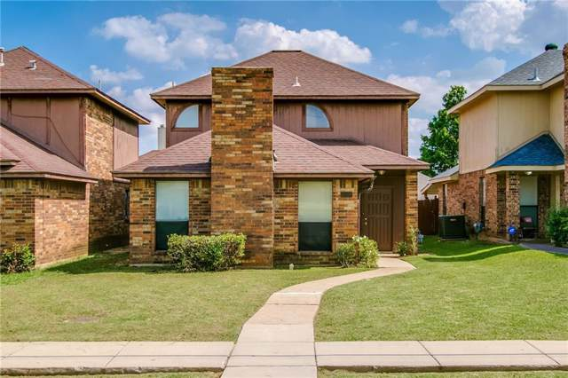 1728 E Peters Colony Road, Carrollton, TX 75007 (MLS #14139456) :: RE/MAX Town & Country