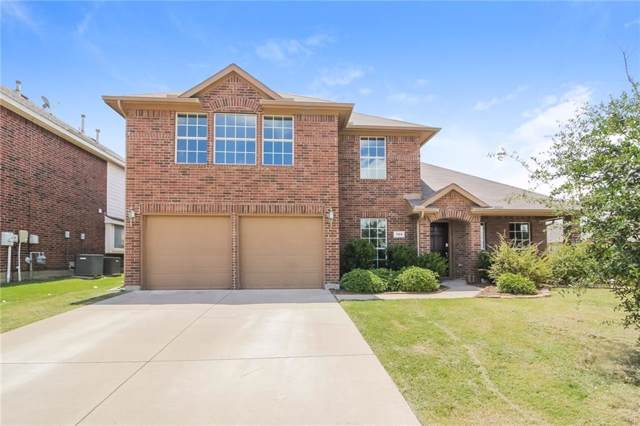 109 Highcreek Drive, Forney, TX 75126 (MLS #14139458) :: RE/MAX Town & Country