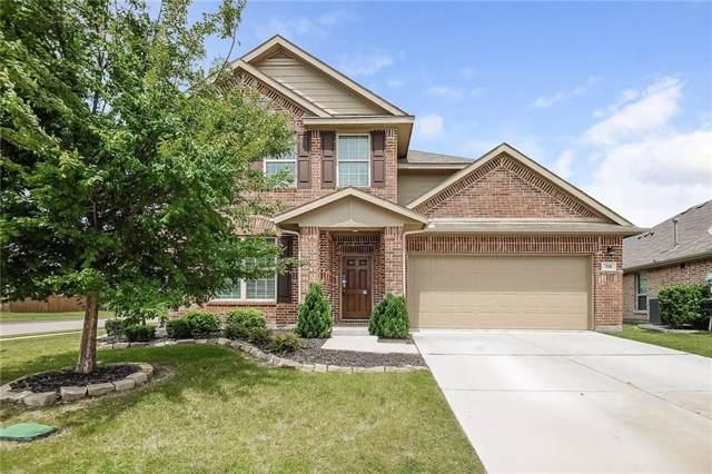 708 Green Coral Drive, Little Elm, TX 75068 (MLS #14139461) :: Lynn Wilson with Keller Williams DFW/Southlake