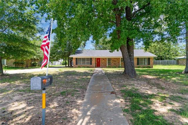 629 S Oak Street, Van, TX 75790 (MLS #14139463) :: Lynn Wilson with Keller Williams DFW/Southlake