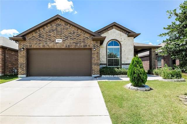 1808 Potrillo Lane, Fort Worth, TX 76131 (MLS #14139471) :: Lynn Wilson with Keller Williams DFW/Southlake