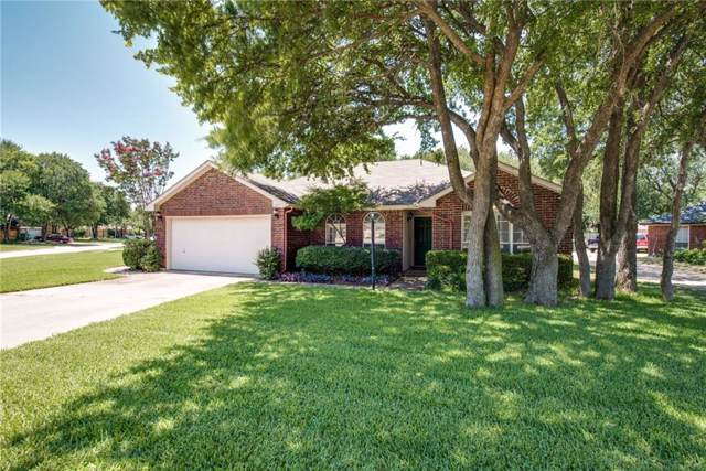 2017 Taylor Court, Flower Mound, TX 75028 (MLS #14139472) :: Lynn Wilson with Keller Williams DFW/Southlake