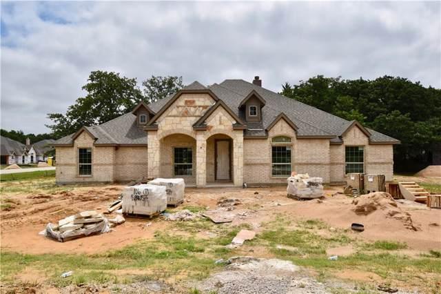 106 Spanish Oak Drive, Krugerville, TX 76227 (MLS #14139478) :: Kimberly Davis & Associates