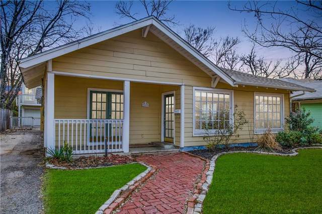 5400 Worth Street, Dallas, TX 75214 (MLS #14139479) :: Robbins Real Estate Group