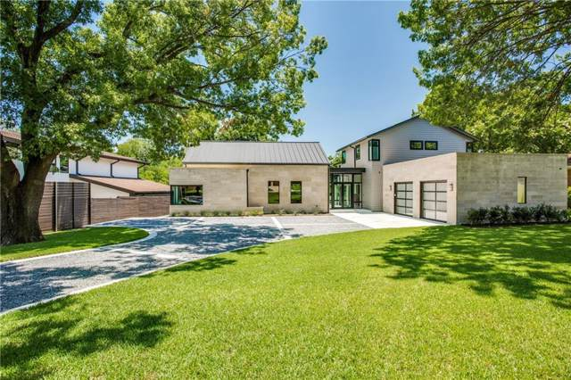 8446 Santa Clara Drive, Dallas, TX 75218 (MLS #14139480) :: The Mitchell Group