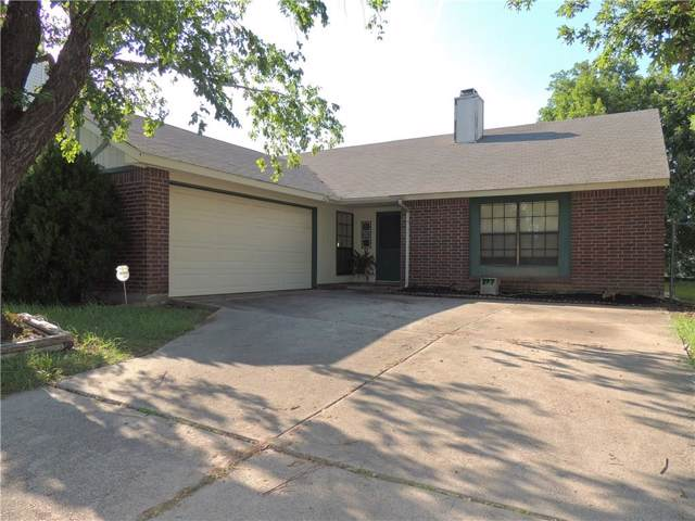 4205 Huckleberry Drive, Fort Worth, TX 76137 (MLS #14139489) :: RE/MAX Town & Country