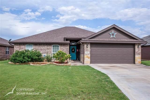 3102 Sterling Street, Abilene, TX 79606 (MLS #14139538) :: RE/MAX Landmark