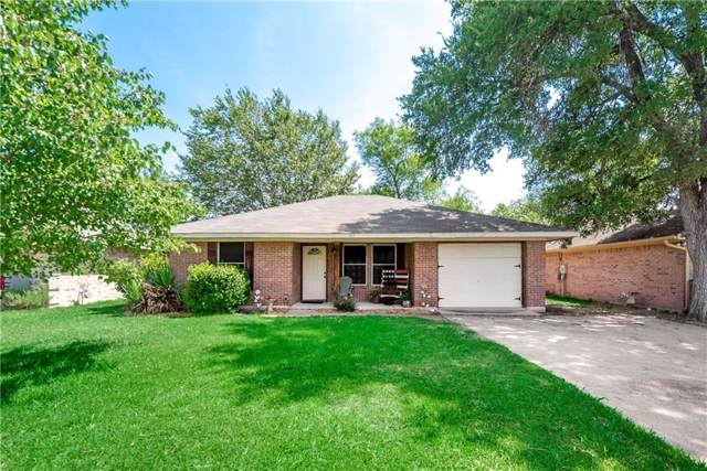 603 E Buffalo Street, Forney, TX 75126 (MLS #14139541) :: RE/MAX Town & Country