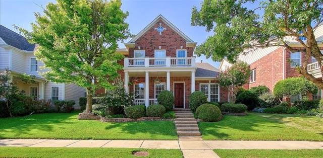 1819 Auburn Drive, Carrollton, TX 75007 (MLS #14139557) :: RE/MAX Town & Country