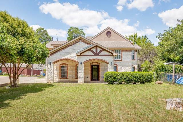 411 W Clarendon Drive, Dallas, TX 75208 (MLS #14139559) :: Lynn Wilson with Keller Williams DFW/Southlake