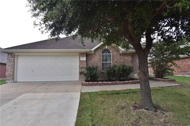 5307 Deep Lake Drive, Grand Prairie, TX 75052 (MLS #14139575) :: RE/MAX Town & Country