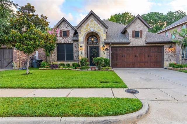 6627 Forney Branch Court, Dallas, TX 75227 (MLS #14139586) :: The Star Team | JP & Associates Realtors