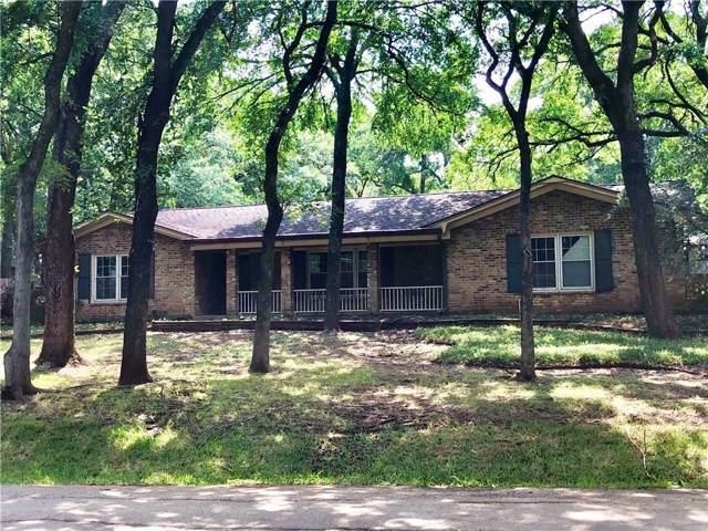 201 Oak Forest Drive, Highland Village, TX 75077 (MLS #14139591) :: Lynn Wilson with Keller Williams DFW/Southlake