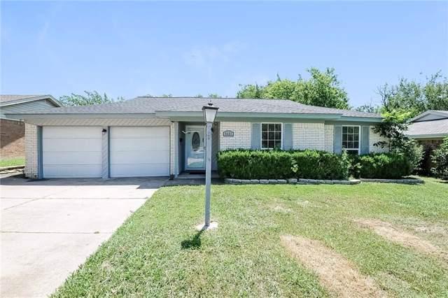 6621 Cervantes Avenue, Fort Worth, TX 76133 (MLS #14139593) :: RE/MAX Landmark