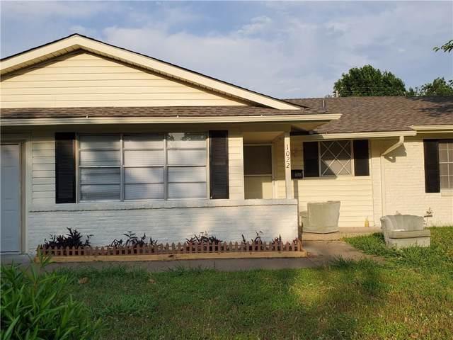 1022 Mccallum Drive, Garland, TX 75042 (MLS #14139626) :: Camacho Homes