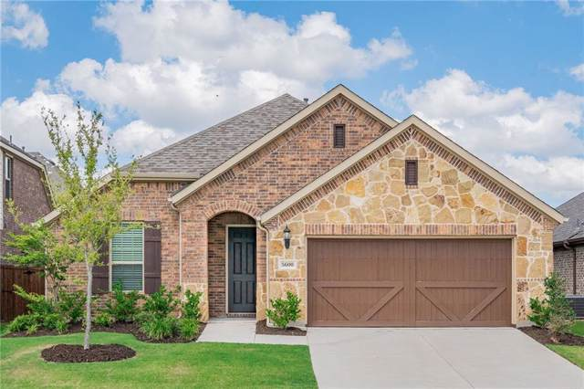 5600 Barrique Boulevard, Mckinney, TX 75070 (MLS #14139629) :: Kimberly Davis & Associates