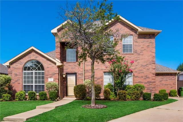 733 Twin Valley Drive, Murphy, TX 75094 (MLS #14139630) :: Century 21 Judge Fite Company