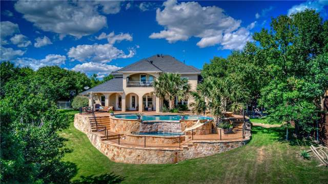 137 Crest Canyon Drive, Fort Worth, TX 76108 (MLS #14139640) :: The Heyl Group at Keller Williams