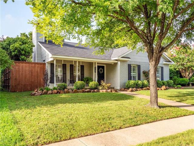 7780 Creekview Drive, Frisco, TX 75034 (MLS #14139641) :: Tenesha Lusk Realty Group
