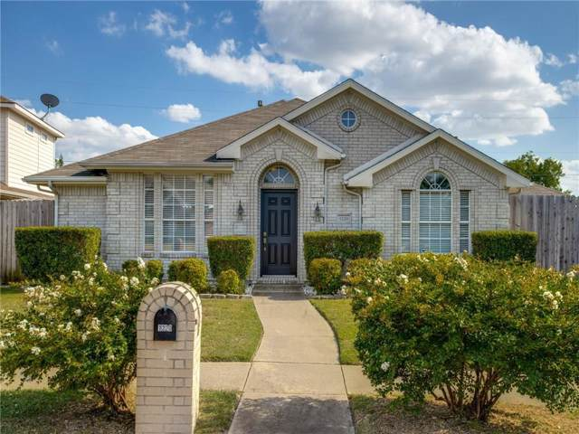 1220 Shenandoah Drive, Allen, TX 75002 (MLS #14139643) :: RE/MAX Town & Country