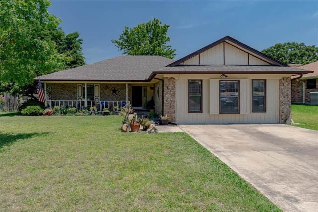 2116 Tippy Terrace, Edgecliff Village, TX 76134 (MLS #14139644) :: RE/MAX Town & Country