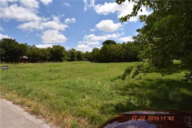 1205 Sayle Street, Greenville, TX 75401 (MLS #14139654) :: Lynn Wilson with Keller Williams DFW/Southlake