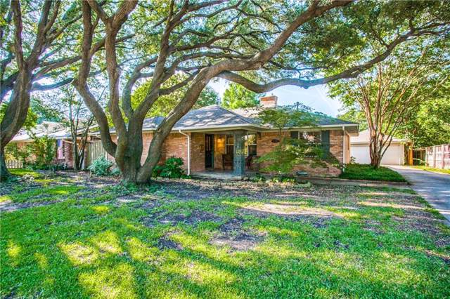 6236 Saint Albans, Dallas, TX 75214 (MLS #14139657) :: Vibrant Real Estate