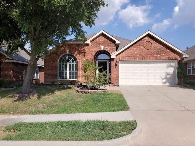 6880 Longhorn Trail, Frisco, TX 75034 (MLS #14139659) :: Vibrant Real Estate