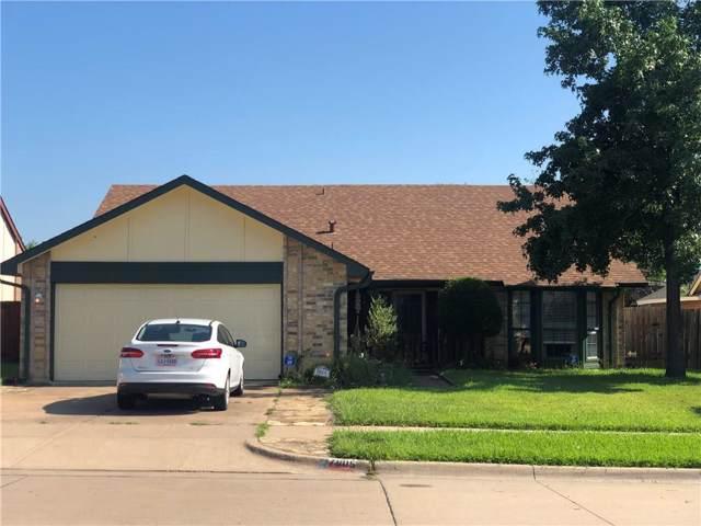 7005 Greenspring Drive, Arlington, TX 76016 (MLS #14139660) :: Lynn Wilson with Keller Williams DFW/Southlake