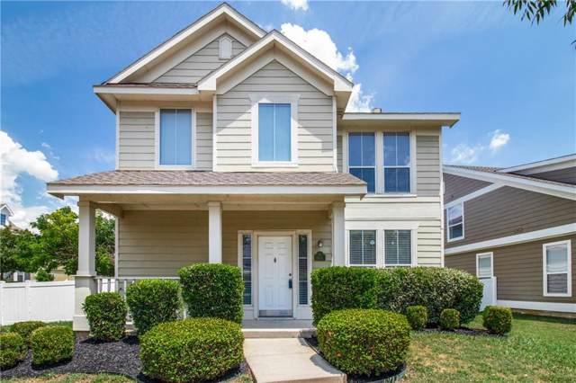 9801 Concord Drive, Providence Village, TX 76227 (MLS #14139663) :: Kimberly Davis & Associates