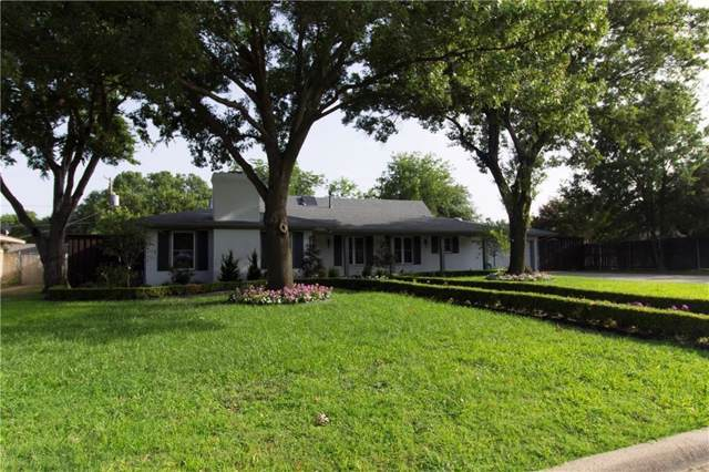 6032 Linden Lane, Dallas, TX 75230 (MLS #14139702) :: Robbins Real Estate Group