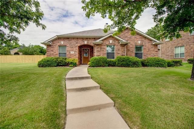3675 Hawthorne Trail, Rockwall, TX 75032 (MLS #14139719) :: Kimberly Davis & Associates