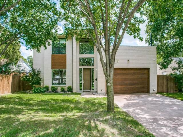 3922 Valley Ridge Road, Dallas, TX 75220 (MLS #14139720) :: RE/MAX Town & Country