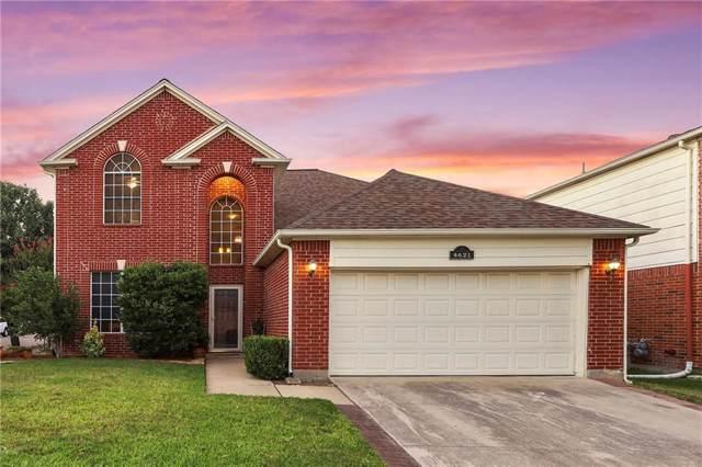 4621 Grant Park Avenue, Fort Worth, TX 76137 (MLS #14139722) :: Lynn Wilson with Keller Williams DFW/Southlake